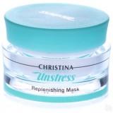 Восстанавливающая маска Unstress Replanishing mask