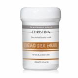 Sea Herbal Beauty Dead Sea Mud Mask / Грязевая маска для жирной кожи