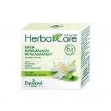 Herbal Care Увлажняюще-разглаживающий крем на день/ночь с Алоэ нормальная и сухая кожа