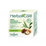 Herbal Care Питающий восстанавливающий крем на день/ночь с Аргановым маслом