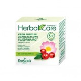 Herbal Care Придающий упругость крем на день/ночь дикая Роза против морщинок